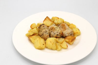 Involtini di pollo con patate